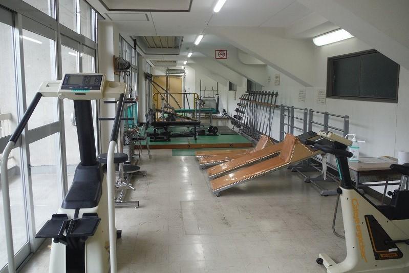 鶴ヶ城体育館の画像